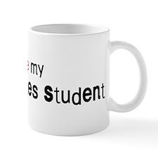 I love my Peace Studies Stude Mug