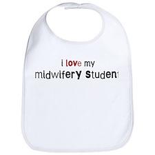 I love my Midwifery Student Bib