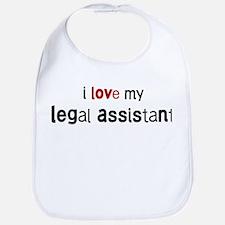 I love my Legal Assistant Bib