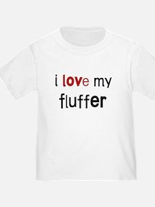 I love my Fluffer T
