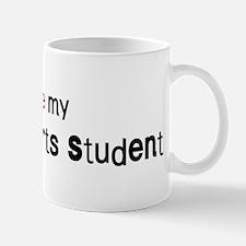 I love my Language Arts Stude Mug