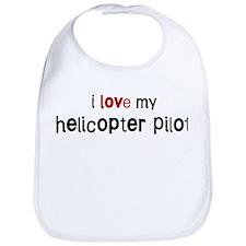I love my Helicopter Pilot Bib