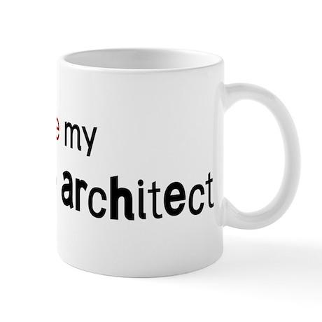 I love my Landscape Architect Mug