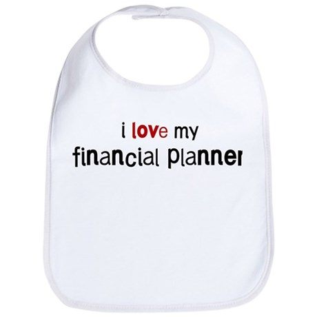 I love my Financial Planner Bib