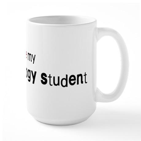 I love my Info Technology Stu Large Mug