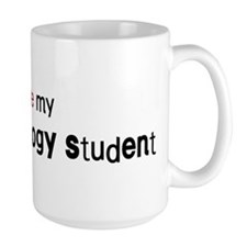 I love my Info Technology Stu Mug