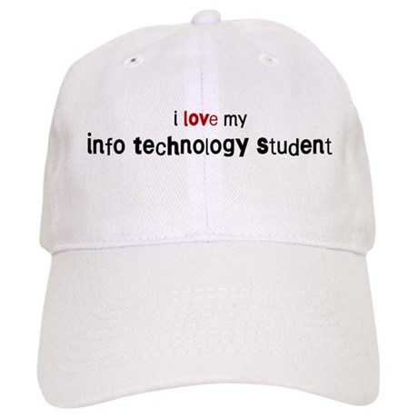 I love my Info Technology Stu Cap
