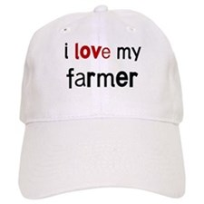 I love my Farmer Baseball Cap