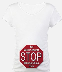 STOP Making China Rich Shirt