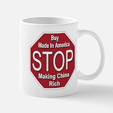 STOP Making China Rich Mug