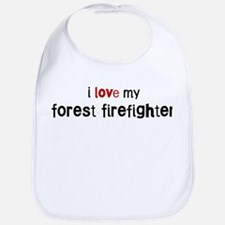 I love my Forest Firefighter Bib