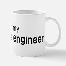 I love my Electronics Enginee Mug