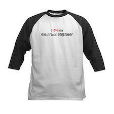 I love my Electrical Engineer Tee
