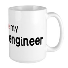 I love my Electrical Engineer Mug