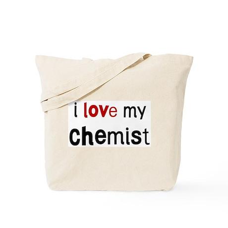 I love my Chemist Tote Bag