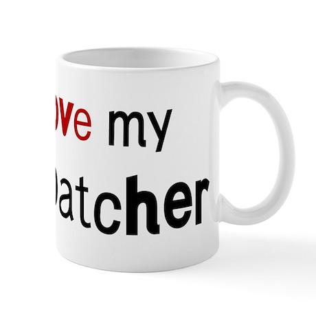 I love my Dispatcher Mug