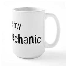 I love my Diesel Mechanic Mug