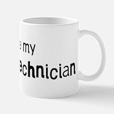 I love my Dialysis Technician Mug