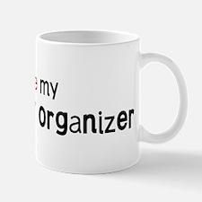 I love my Community Organizer Mug