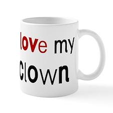 I love my Clown Mug
