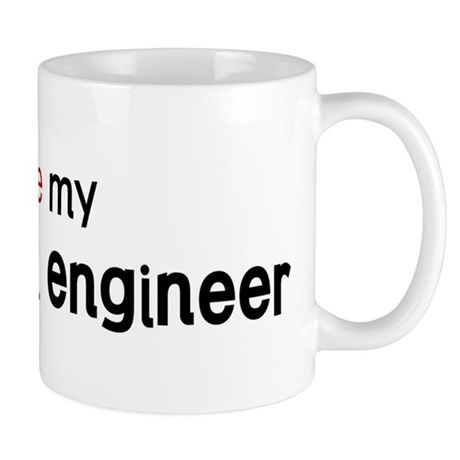 I love my Biomedical Engineer Mug