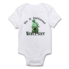 Turtleboy: Do It Different Infant Bodysuit