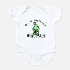 Turtleboy: Do It Different Infant Bodysuit