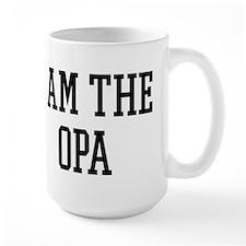 I am the Opa Mug