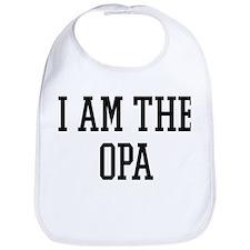 I am the Opa Bib