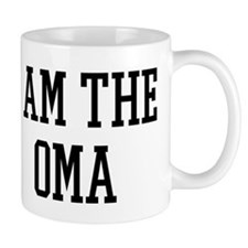 I am the Oma Mug
