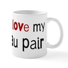 I love my Au Pair Mug