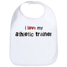 I love my Athletic Trainer Bib