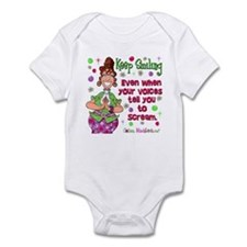 Keep Smiling Infant Bodysuit