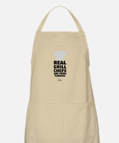 Real Grill Chefs are from Florence Ca9 Light Apron