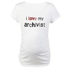 I love my Archivist Shirt