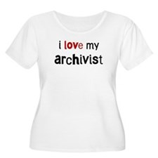 I love my Archivist T-Shirt