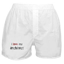 I love my Architect Boxer Shorts