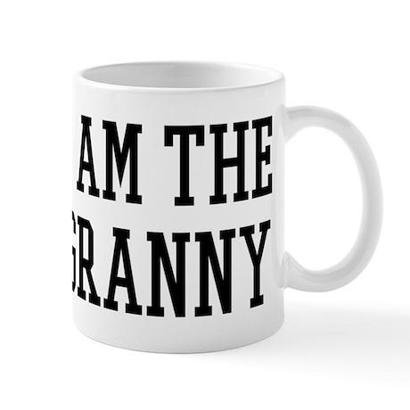 I am the Granny Mug