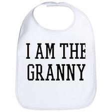I am the Granny Bib
