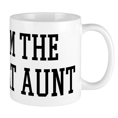 I am the Great Aunt Mug