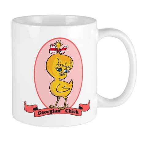 Georgian Chick Mug