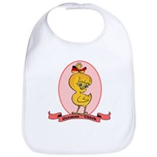 German Chick Bib