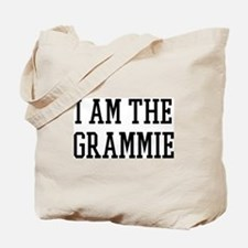 I am the Grammie Tote Bag