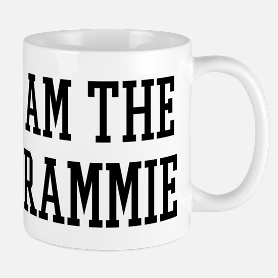 I am the Grammie Mug