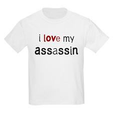 I love my Assassin T-Shirt