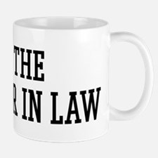 I am the Daughter In Law Mug