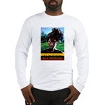 Dreadlock Rasta Art Long Sleeve T-Shirt