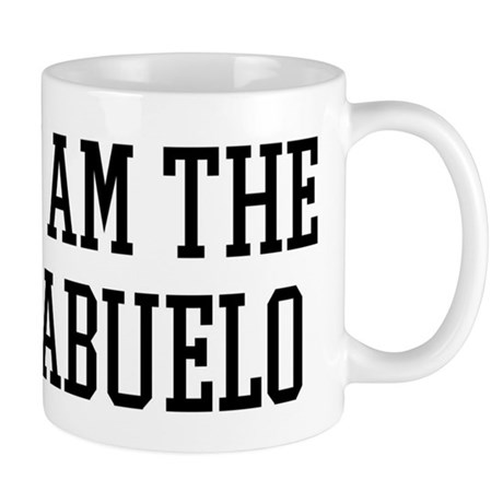 I am the Abuelo Mug