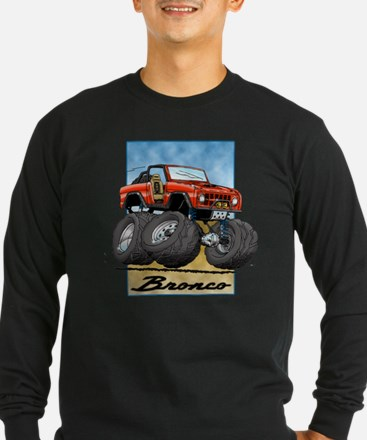 Red Early Bronco T
