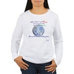 Power of Love Women's Long Sleeve T-Shirt